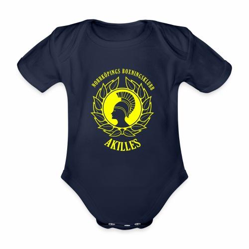 NBKALogga - Ekologisk kortärmad babybody