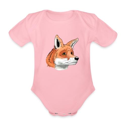 Fuchs - Baby Bio-Kurzarm-Body