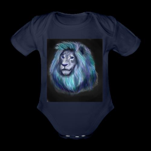 lio1 - Organic Short-sleeved Baby Bodysuit