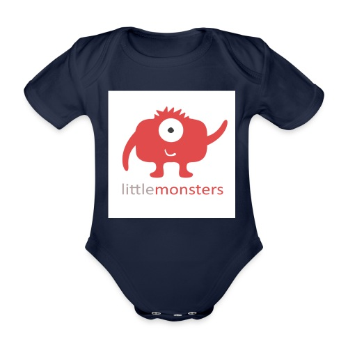 profile image - Organic Short-sleeved Baby Bodysuit