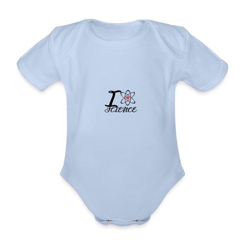 Science - Baby Bio-Kurzarm-Body