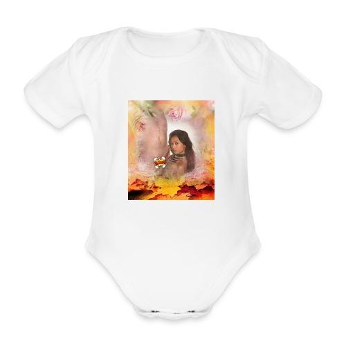Herbstsinfonie - Baby Bio-Kurzarm-Body