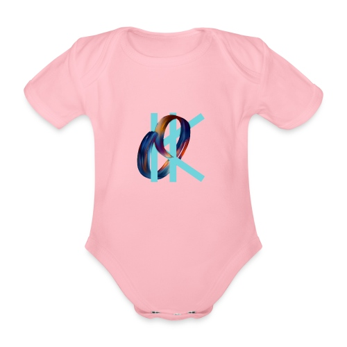 OK - Organic Short-sleeved Baby Bodysuit