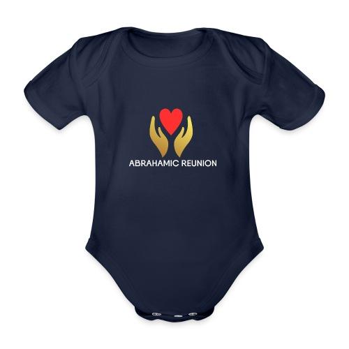 Abrahamic Reunion - Organic Short-sleeved Baby Bodysuit