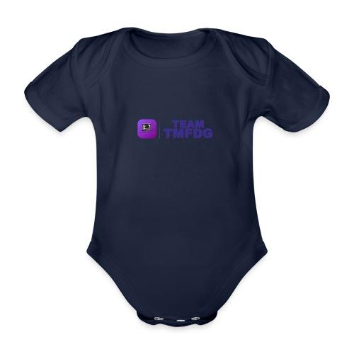 Team TMFDG | Collection 2020 - Body Bébé bio manches courtes