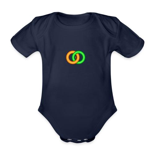 Finediningindian Baby and Kids - Organic Short-sleeved Baby Bodysuit