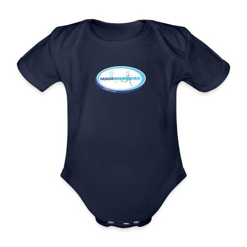 Made For Runners | Community Run - Body ecologico per neonato a manica corta