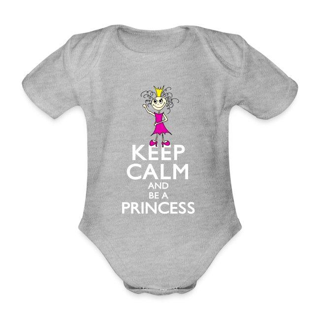 Keep calm an be a princess