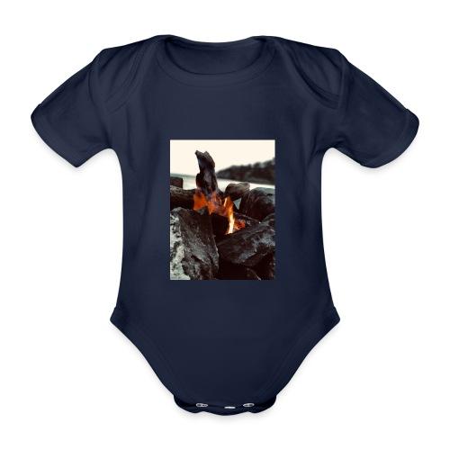 rigo poncio - Body orgánico de maga corta para bebé