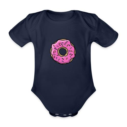 donut - Baby Bio-Kurzarm-Body