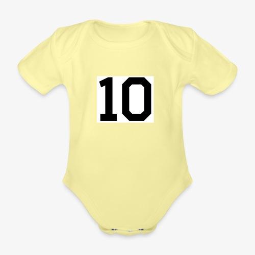 8655007849225810518 1 - Organic Short-sleeved Baby Bodysuit