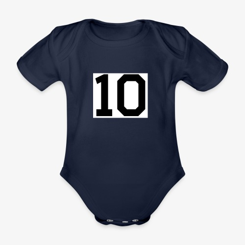 8655007849225810518 1 - Organic Short-sleeved Baby Bodysuit