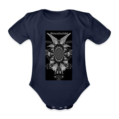 tineb5 jpg - Organic Short-sleeved Baby Bodysuit