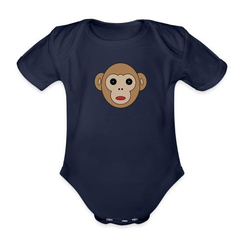 MonkeyMäMä - Baby Bio-Kurzarm-Body