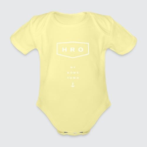hro - Baby Bio-Kurzarm-Body