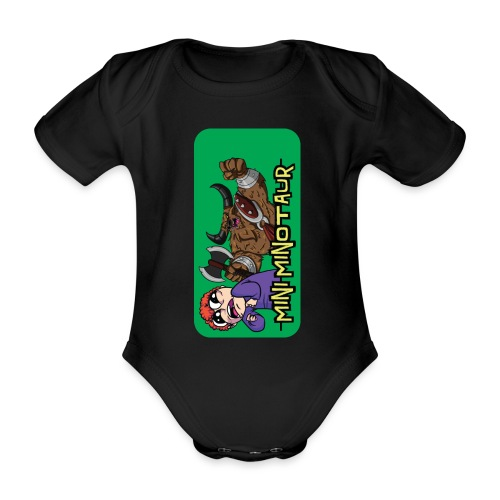 iphone 44s01 - Organic Short-sleeved Baby Bodysuit
