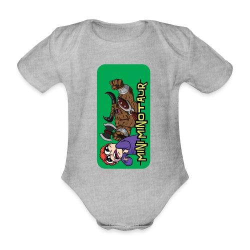 iphone 44s01 - Organic Short-sleeved Baby Bodysuit