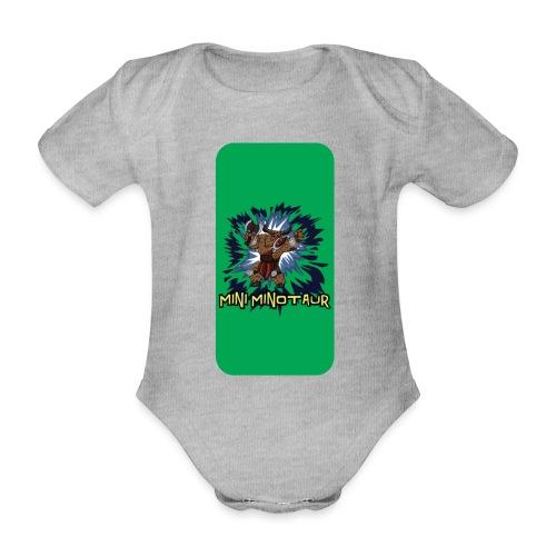 iphone 44s02 - Organic Short-sleeved Baby Bodysuit