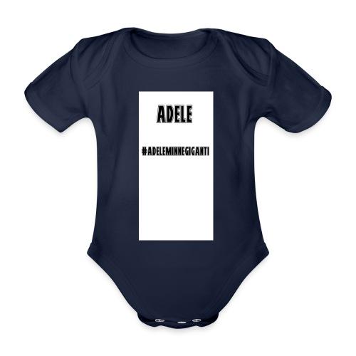 t-shirt divertente - Body ecologico per neonato a manica corta