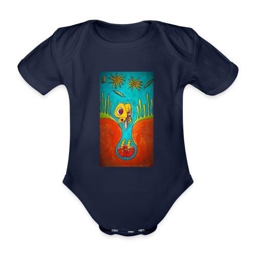 Kotelo - Vauvan lyhythihainen luomu-body
