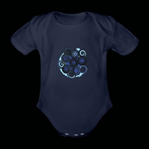 SPIRALE - Baby Bio-Kurzarm-Body