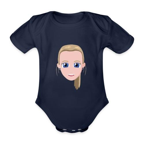 Kathi - Baby Bio-Kurzarm-Body