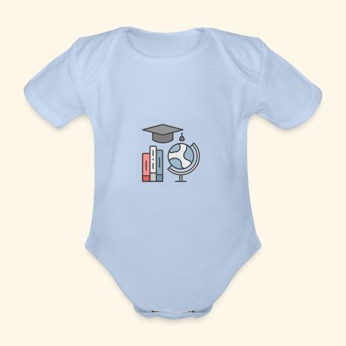 teacher knowledge learning University education pr - Kortærmet babybody, økologisk bomuld