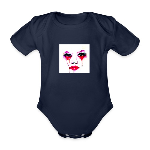 4-jpeg - Body orgánico de manga corta para bebé