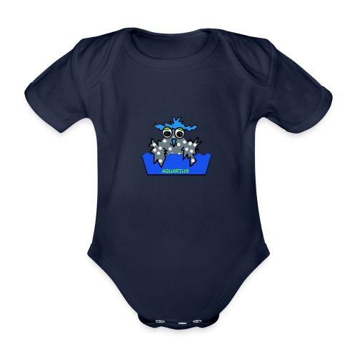 1523984626908 - Ekologisk kortärmad babybody