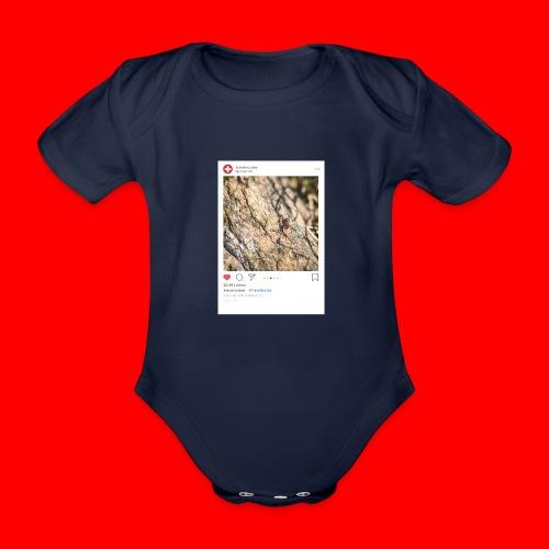 travelsuisse - Ameise Balzers - Baby Bio-Kurzarm-Body