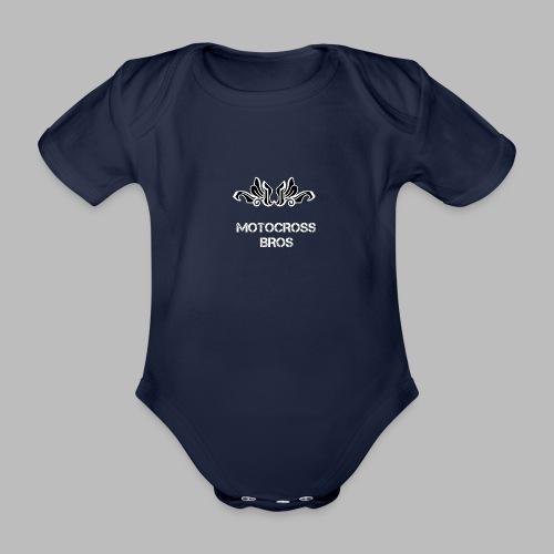 Motocrossbros - Ekologisk kortärmad babybody