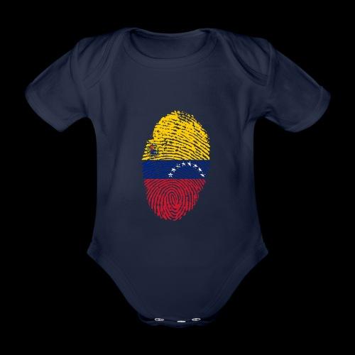 venezuela 653088 1920 - Body orgánico de manga corta para bebé