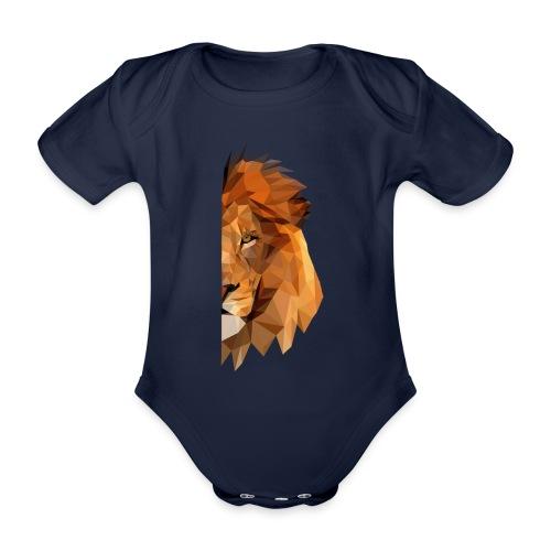 LION - MINIMALISTE - Body Bébé bio manches courtes