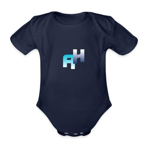 Logo-1 - Body ecologico per neonato a manica corta
