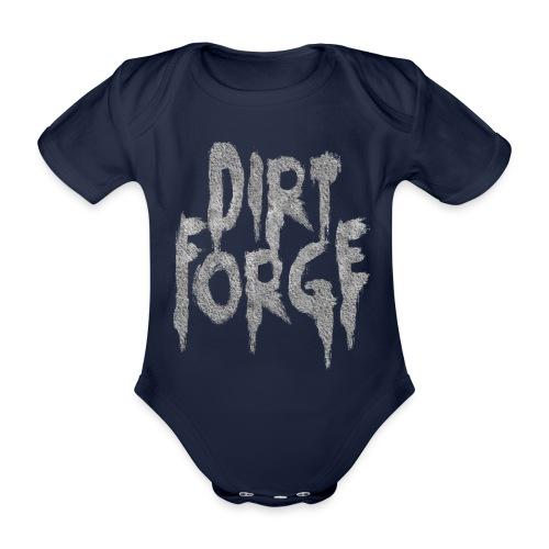 Dirt Forge Gravel t-shirt - Kortærmet babybody, økologisk bomuld
