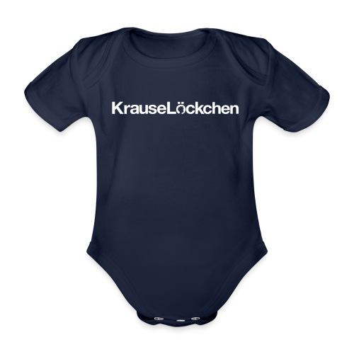 krauseloeckchen - Baby Bio-Kurzarm-Body