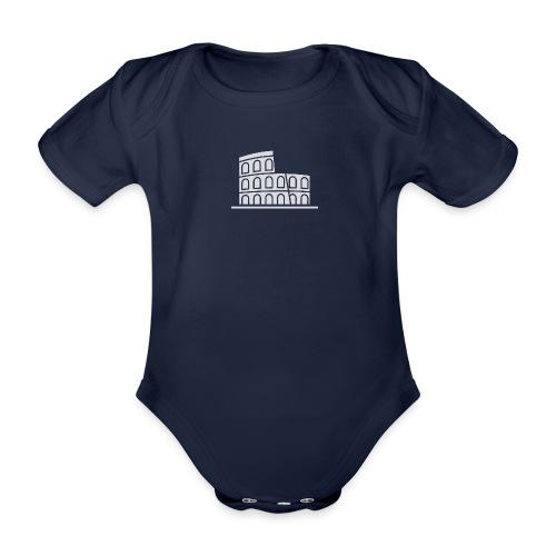 Lateinlehrer.net - LatinLover - Baby Bio-Kurzarm-Body