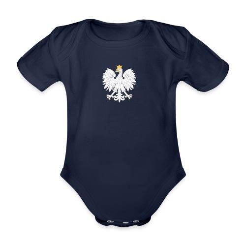 Polska Style - Baby Bio-Kurzarm-Body
