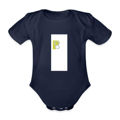 LogoTS - Baby Bio-Kurzarm-Body