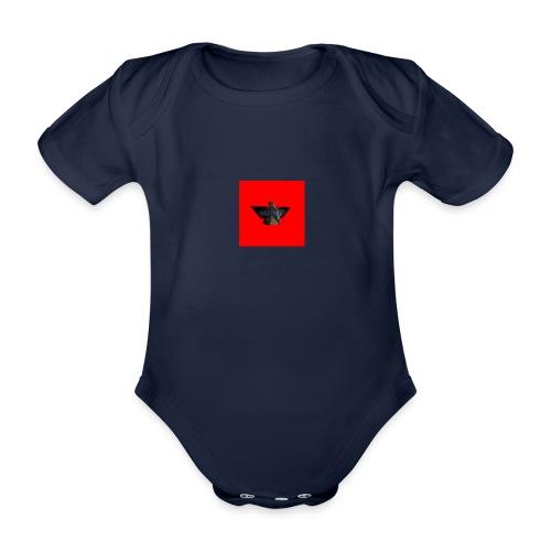 imago imperi - Body ecologico per neonato a manica corta
