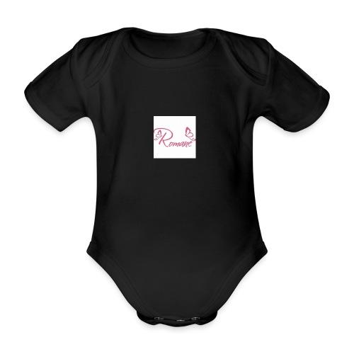 Romane - Body Bébé bio manches courtes