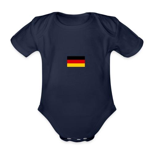 Deutschland - Baby Bio-Kurzarm-Body