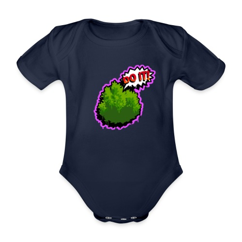 Fortnite Do It - Organic Short-sleeved Baby Bodysuit