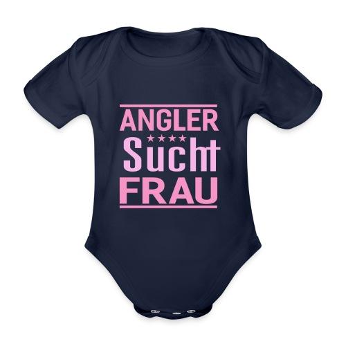 Angler sucht frau Geschenkidee single Männer - Baby Bio-Kurzarm-Body