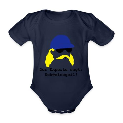 Der Experte - Baby Bio-Kurzarm-Body