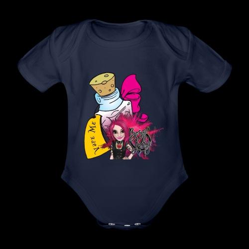 Vape Me - Body ecologico per neonato a manica corta