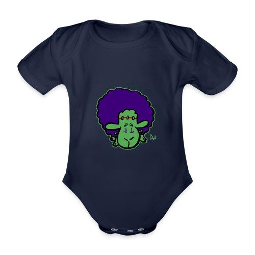 Frankensheep's Monster - Baby Bio-Kurzarm-Body