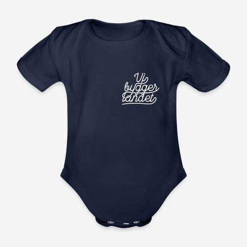 Vi bygger landet - Ekologisk kortärmad babybody