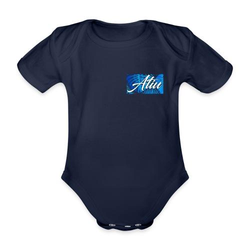 Atiu baby - Body bébé bio manches courtes