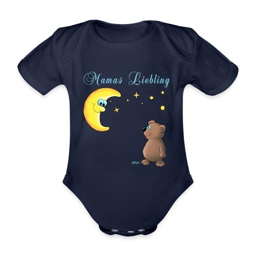 Mamas Liebling - Baby Bio-Kurzarm-Body